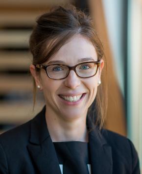 Geneviève Nadeau, cotitulaire de la cle